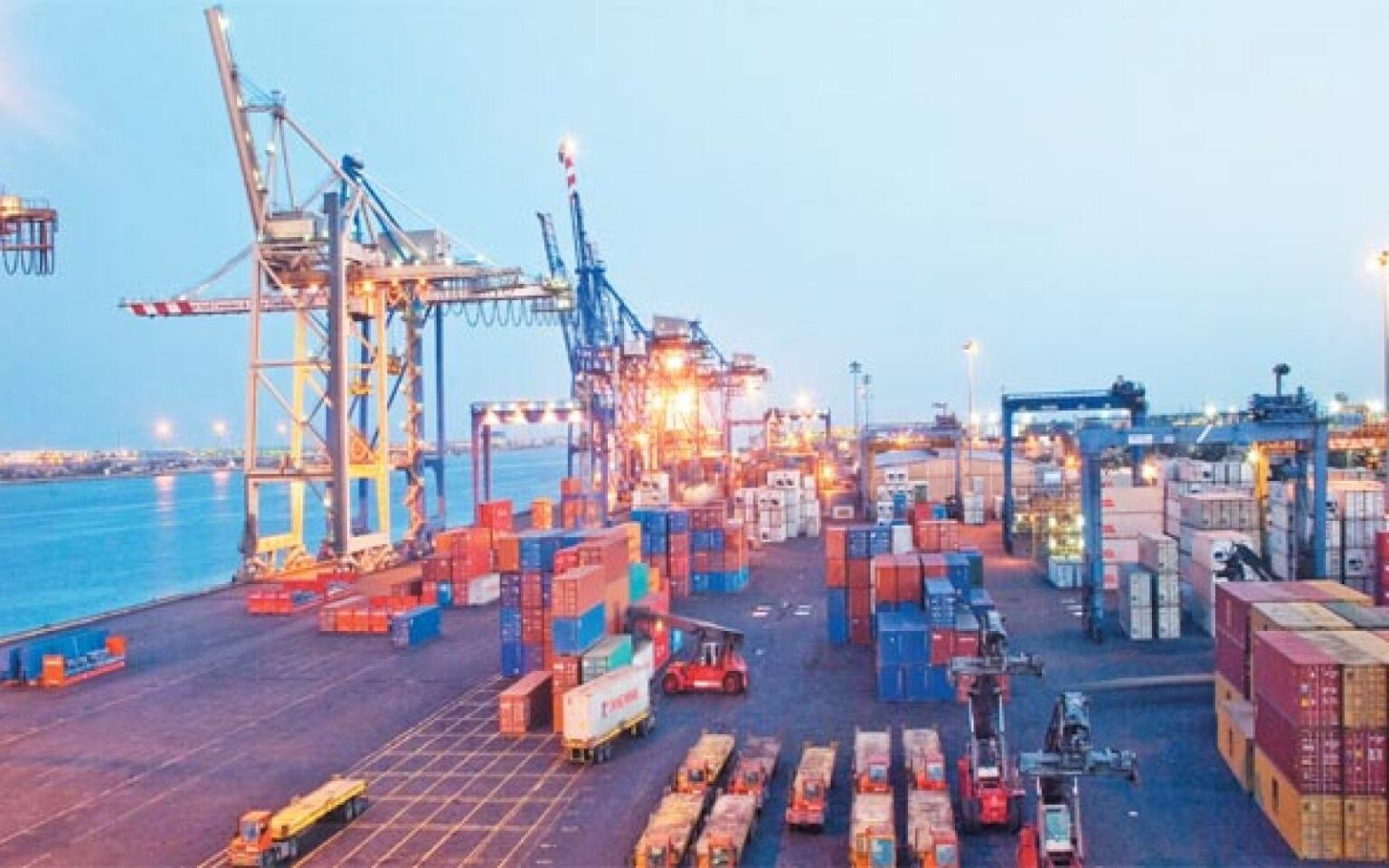 Sudan will use Egyptian ports to import and export goods which will help Sudan overcome trading difficulties.