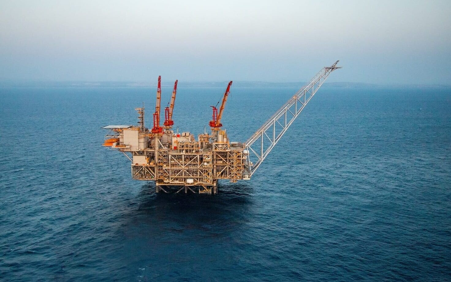 EGAS said Egypt has increased its gas production for the current fiscal year.