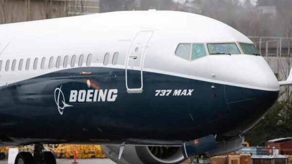Boeing 737 MAX aircraft had a mechanical engine issue during a flight from Arizona to Montreal, Canada. The plane was forced to unscheduled landing