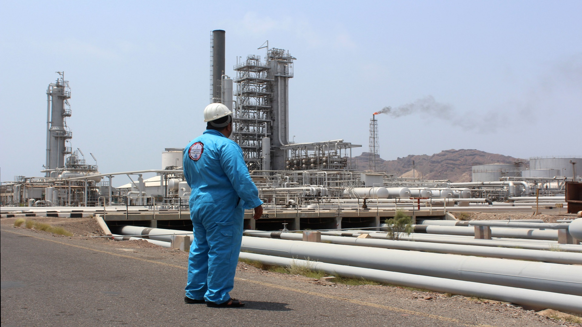 ميناء شبوة اليمن