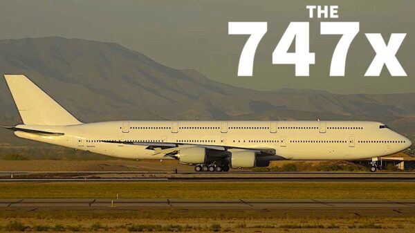 The Boeing 747X – The A380 Alternative That Got Scrapped