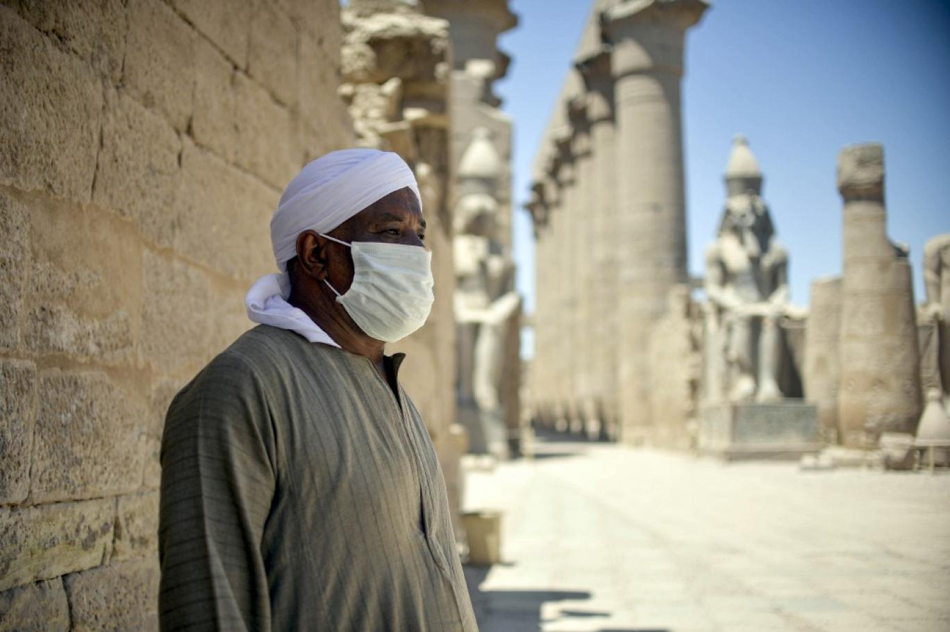 Egyptian tourism sector, which the country considers very important to its budget, recorded low revenues in 2020.
