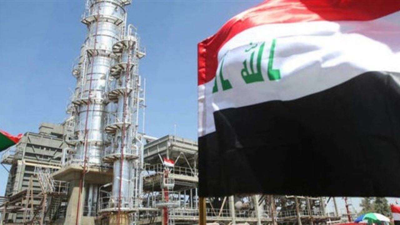 Iraqi preliminary agreement signed with an Emirati company to build an oil refinery with a capacity of 100,000 b/d.
