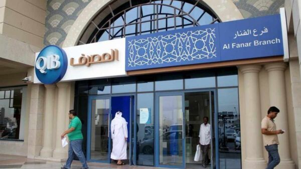 Qatar Islamic Bank data showed that profit grew by 0.33% in 2020 with QR 3.07 billion despite COVID-19 repercussions.