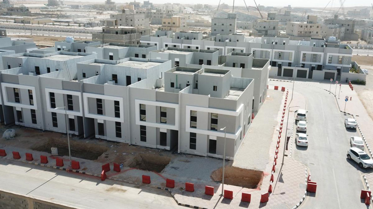 Saudi housing sector has witnessed many challenges, most prominently lacking housing units alongside a great demand