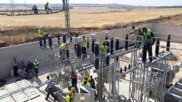 The Syrian Ministry of Electricity cancelled excepting Industrial Sector from power cuts.