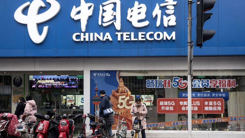 In a U-turn, NYSE is scrapping plans to ban China's largest three telecom firms from trading