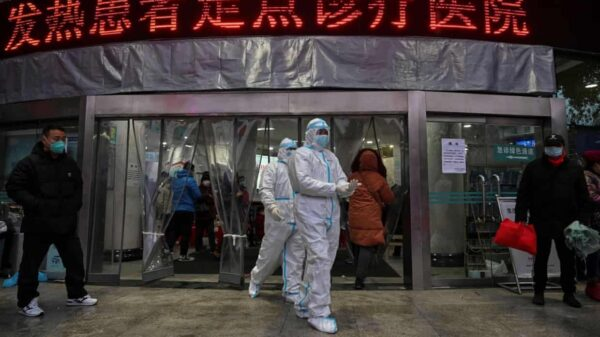 A World Health Organization (WHO) team, began its journey to investigate the origin of the Coronavirus, in Wuhan, China.