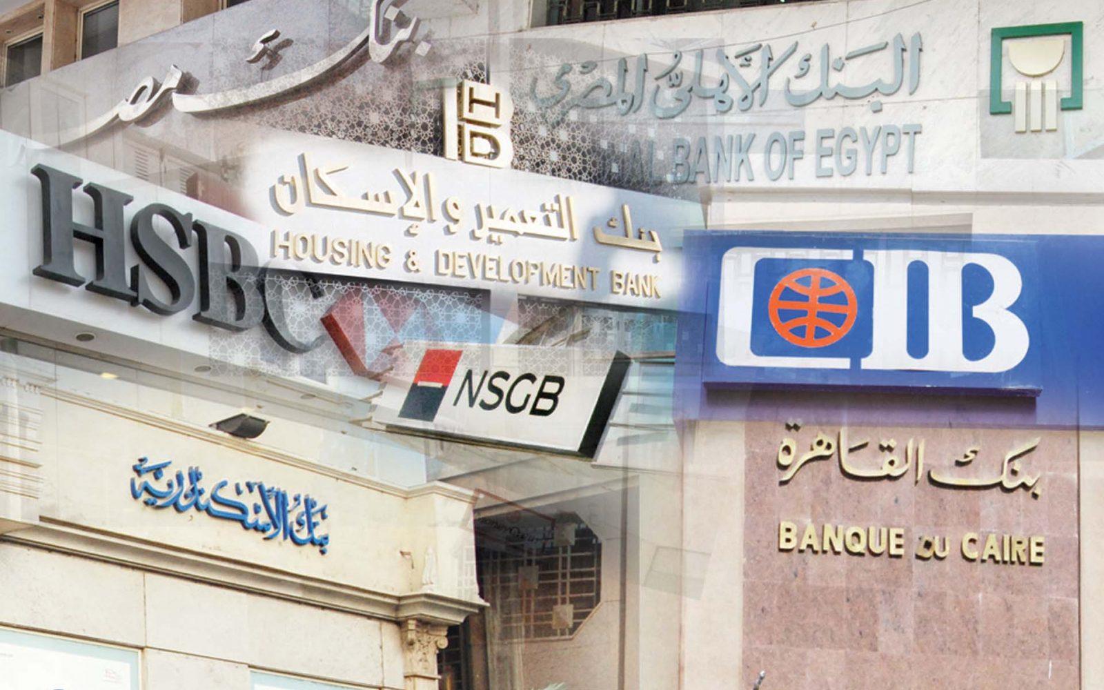 القطاع المصرفي المصري