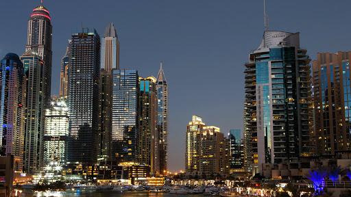 دبي والرياض