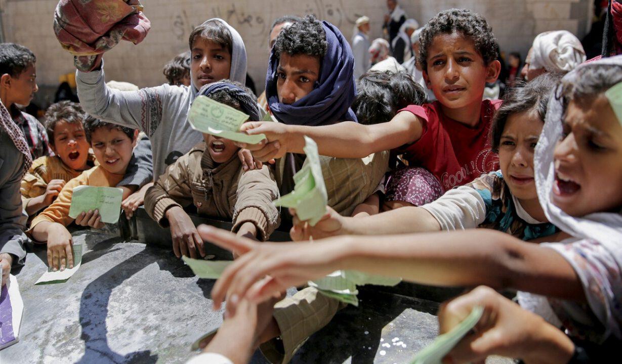 الأمم المتحدة تحذر من مجاعة كبيرة باليمن