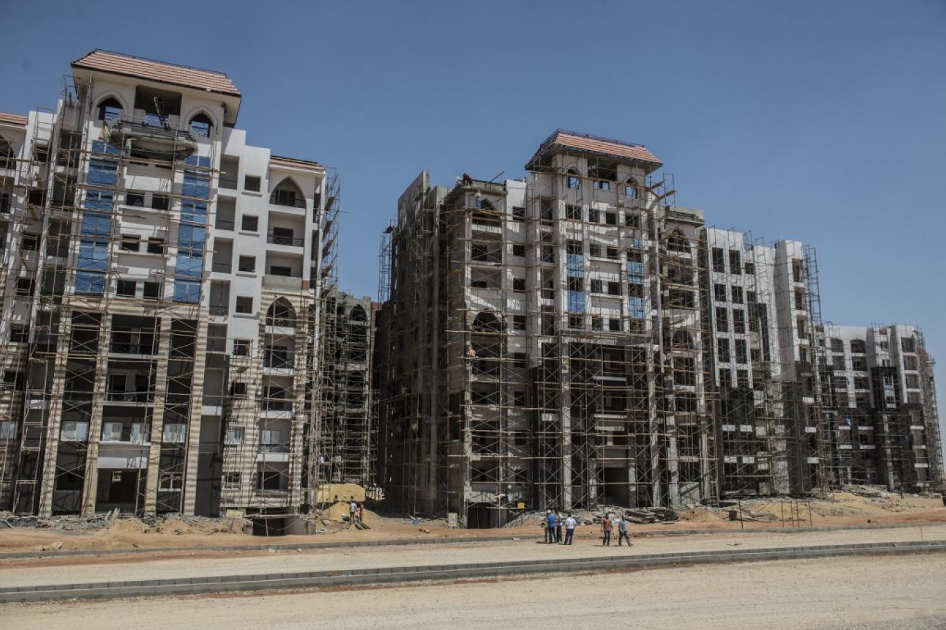 أسعار مواد البناء تقفز في مصر