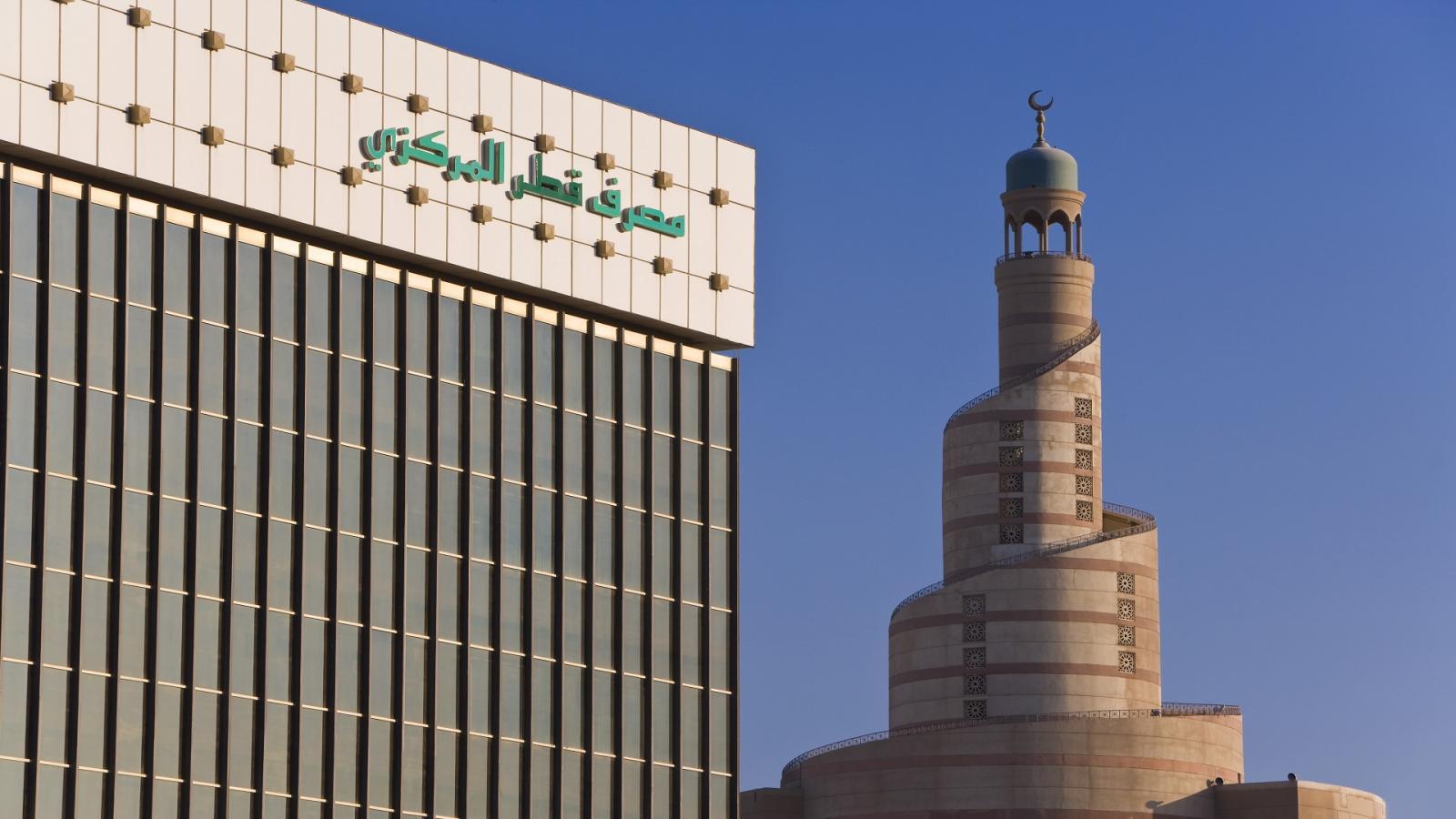قروض القطاع القطري
