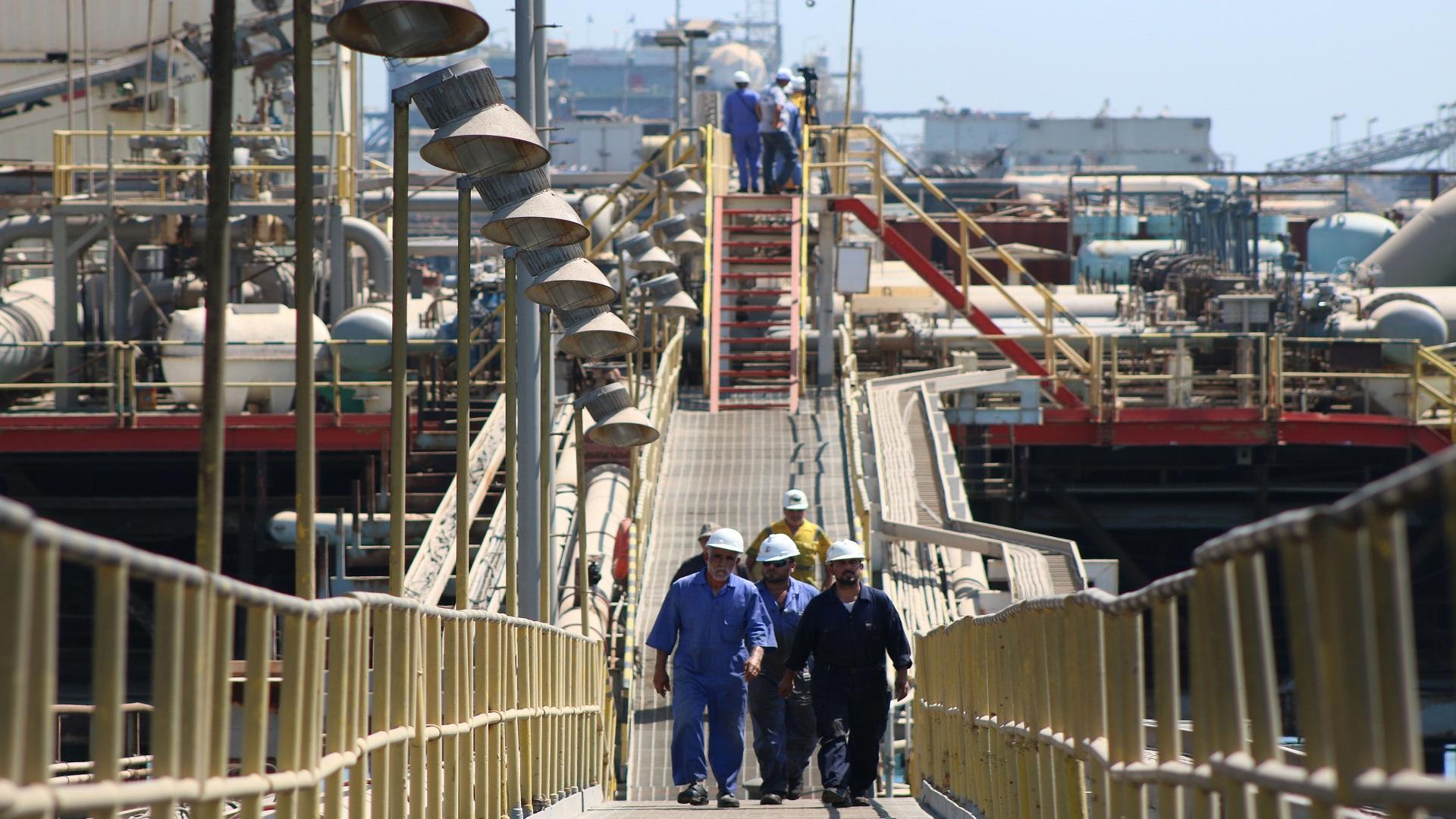 الواردات المصرية النفطية