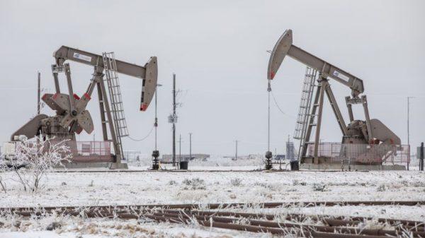 US oil prices