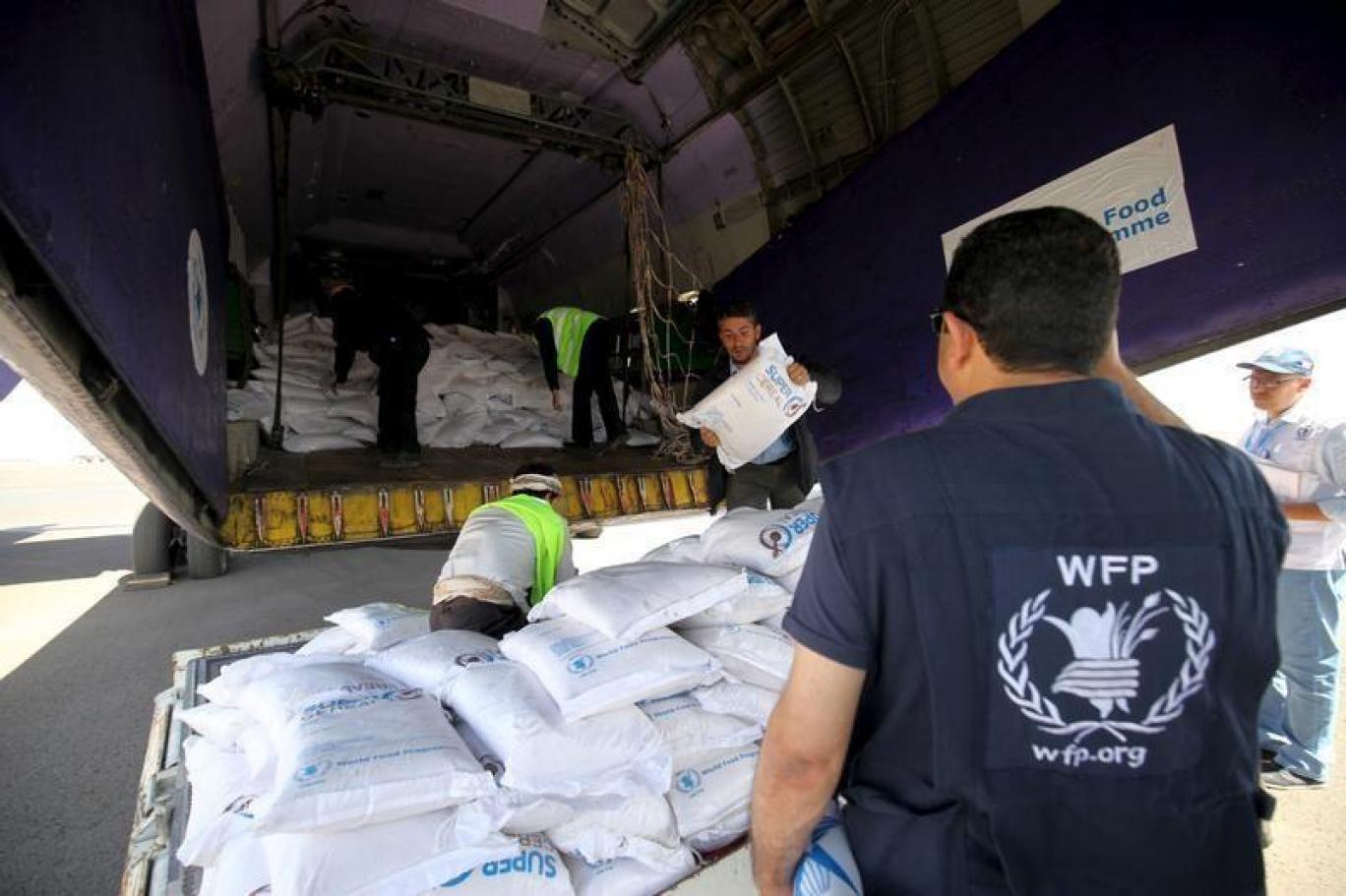 WFP Syria
