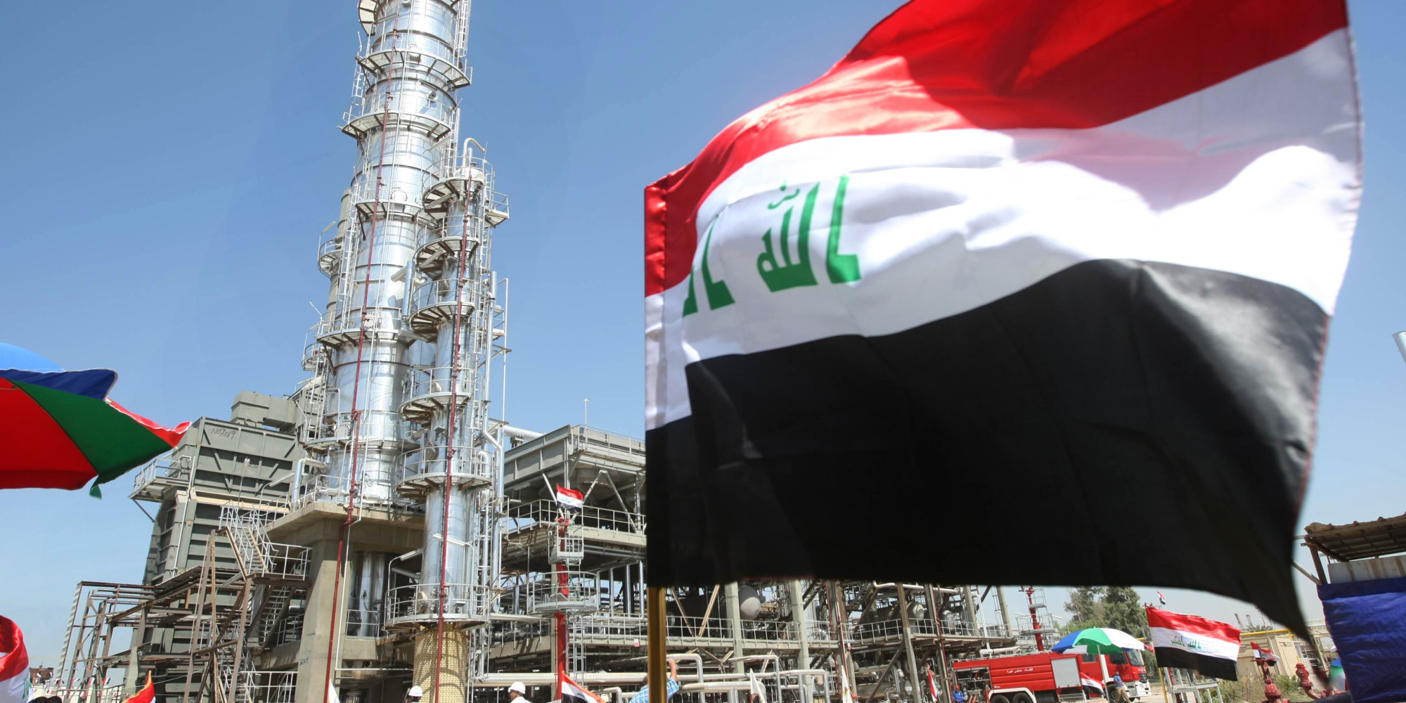 صادرات العراق النفطية