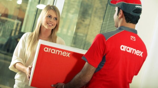 أرامكس الإماراتية