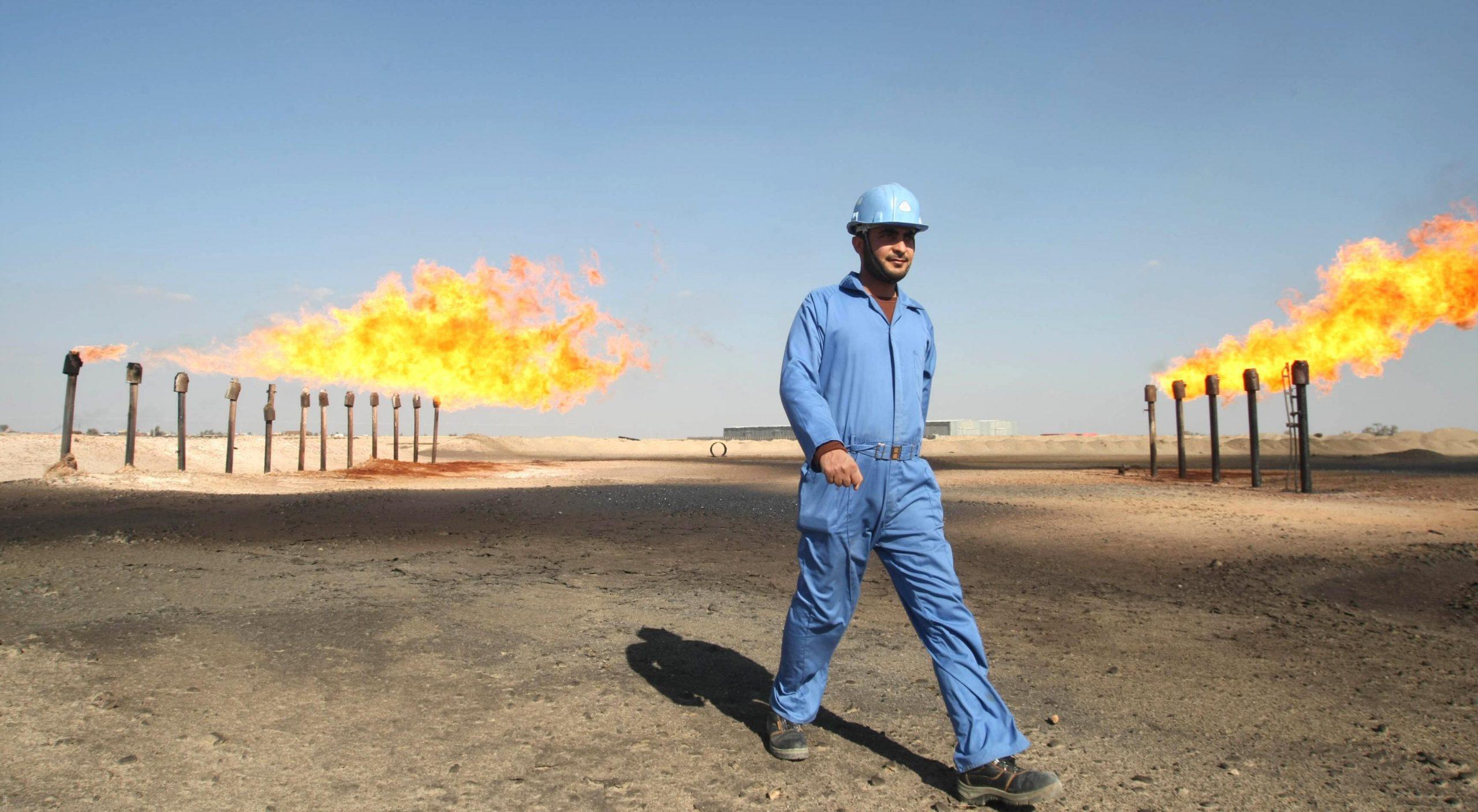 مكاسب النفط العراقي