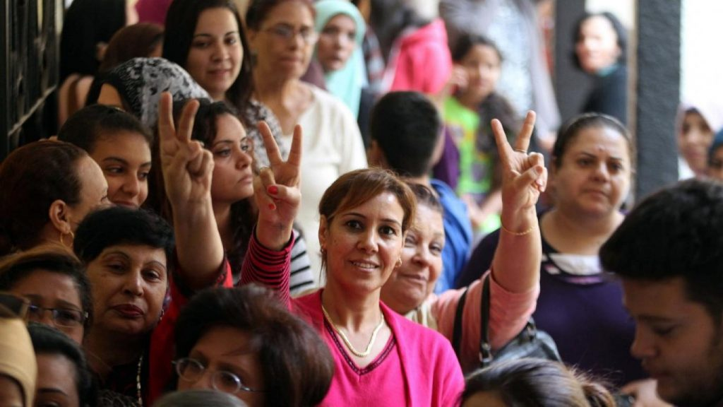 المرأة المصرية