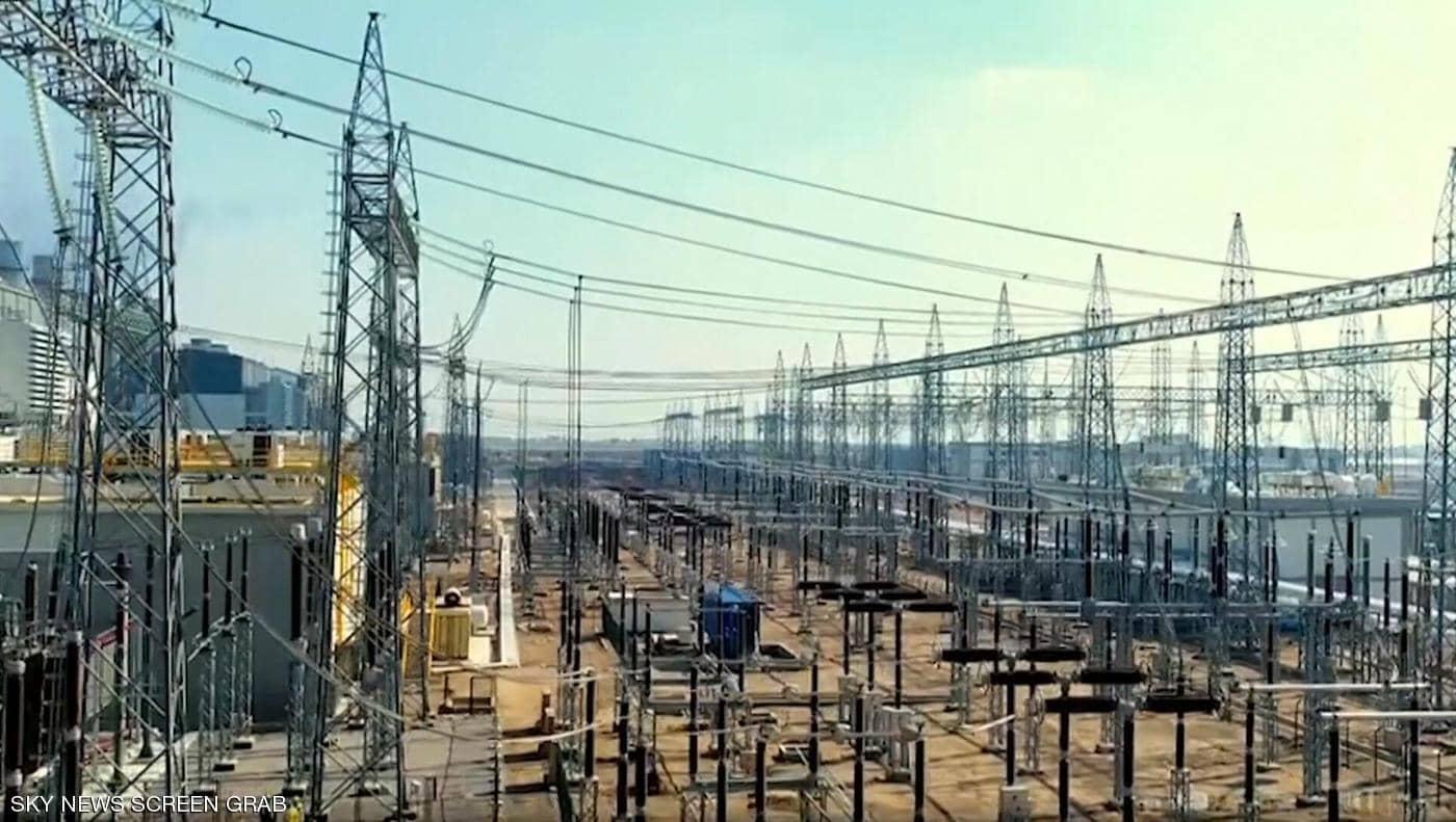 قطاع الكهرباء اللبناني