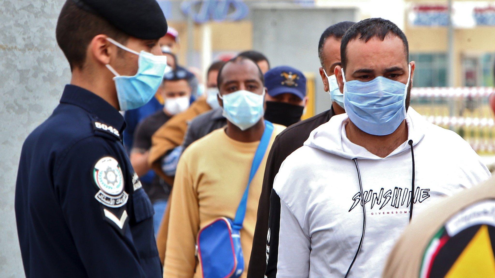عمال المياومة في الكويت