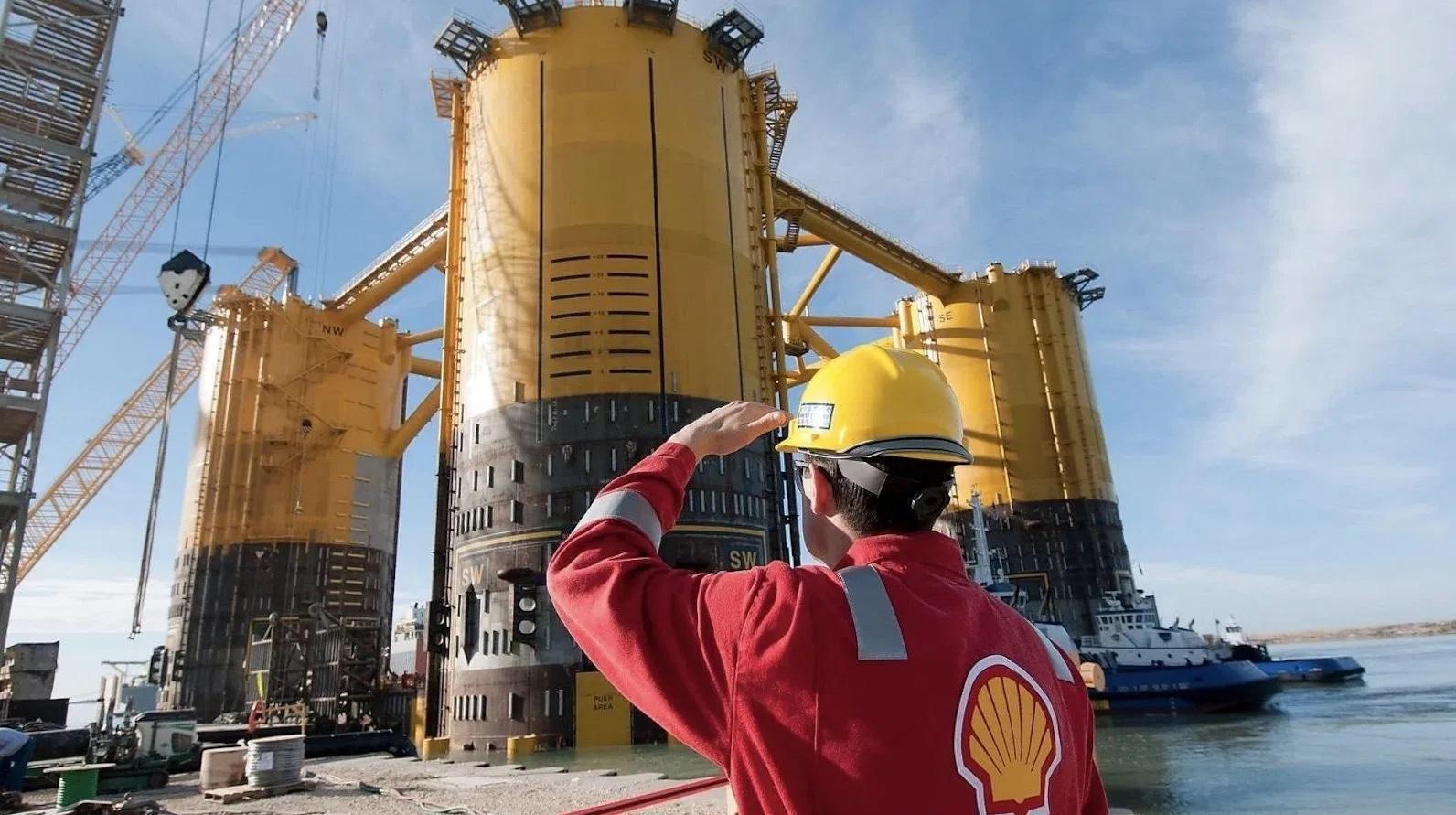 شركة شل النفطية