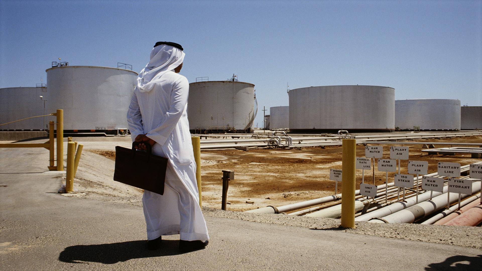 أسعار النفط في الخليج
