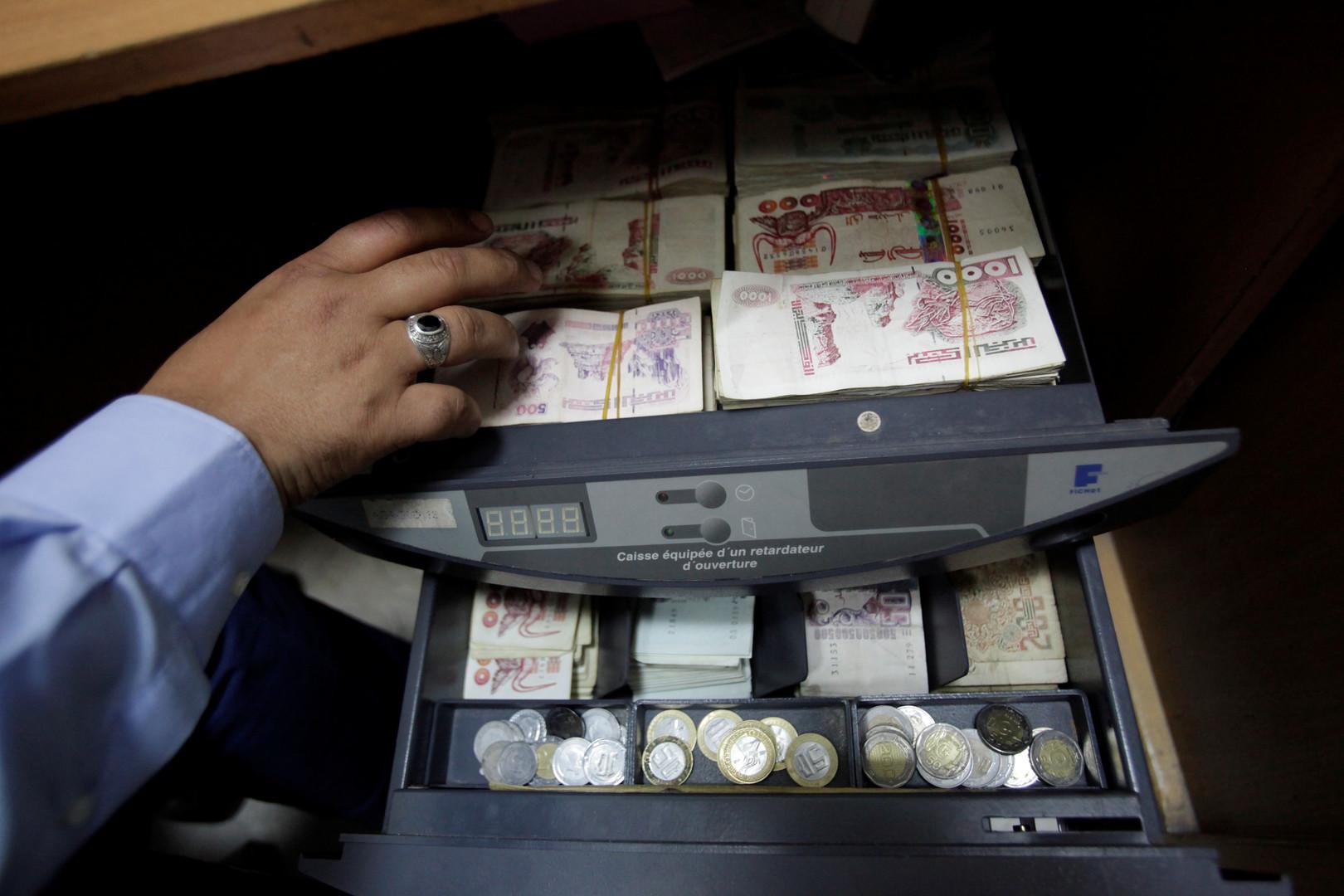 إلغاء صفر من الدينار الجزائري