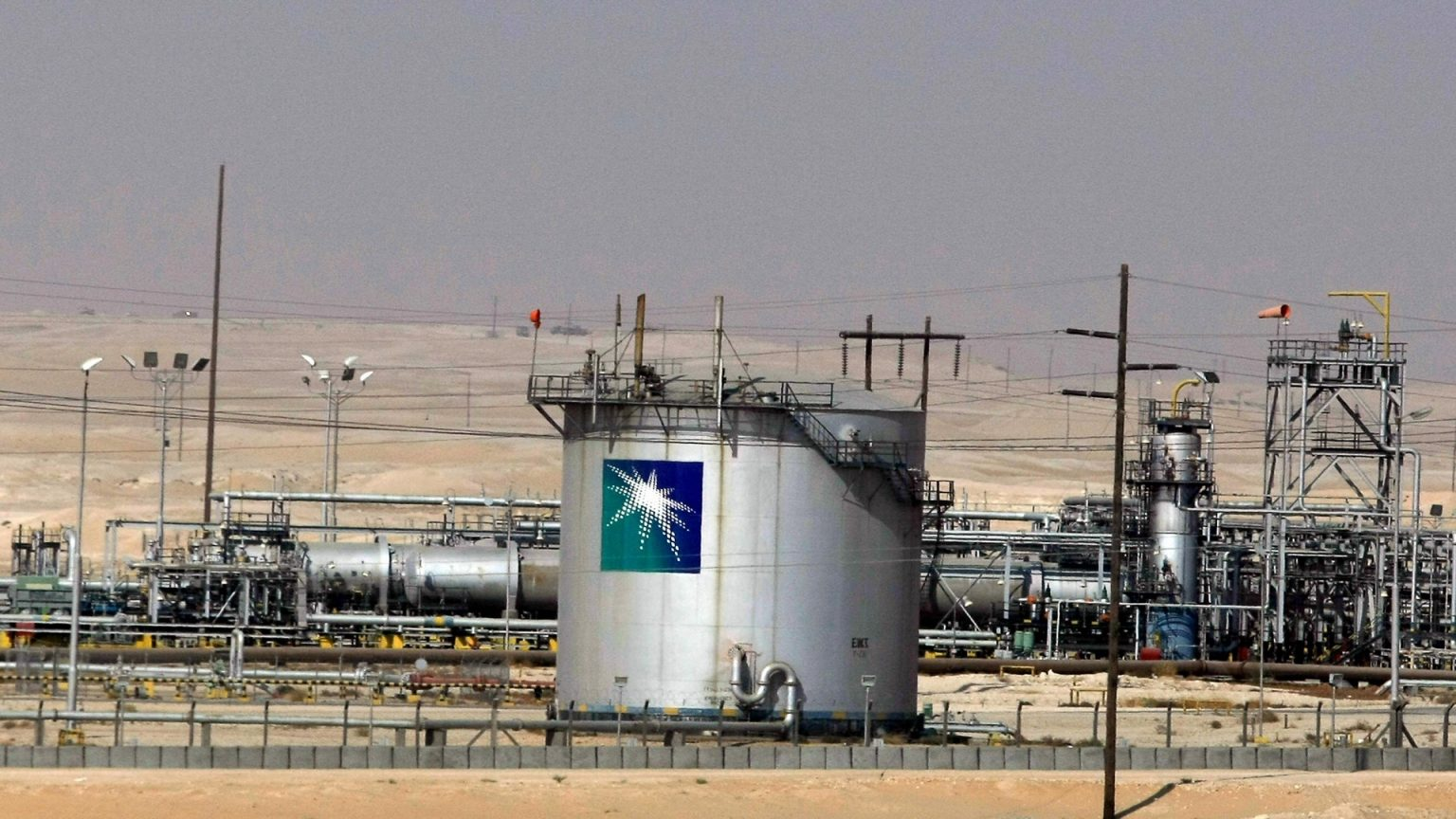 Attack on a Saudi oil terminal