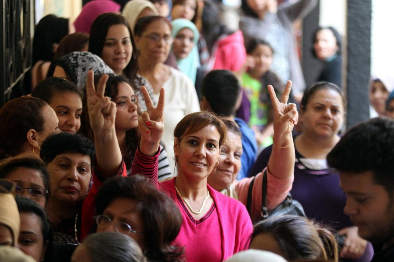 Egyptian Women's Contribution