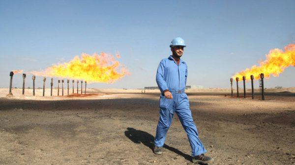Iraqi oil gains