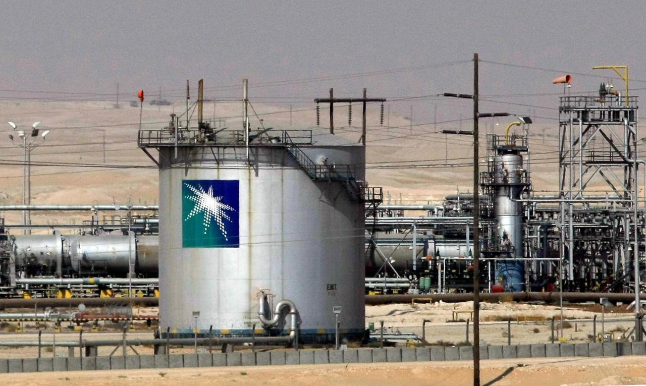 Saudi Aramco's profits