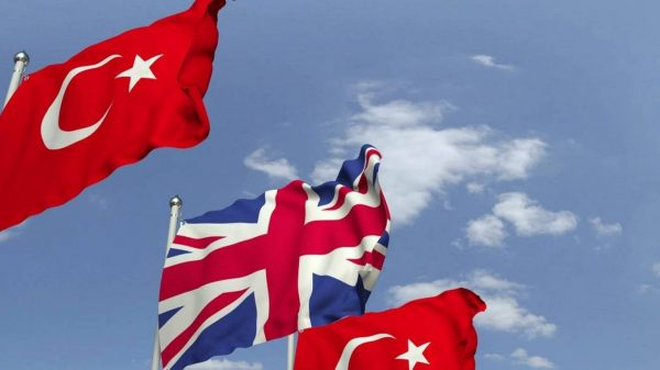 Turkey Britain Trade