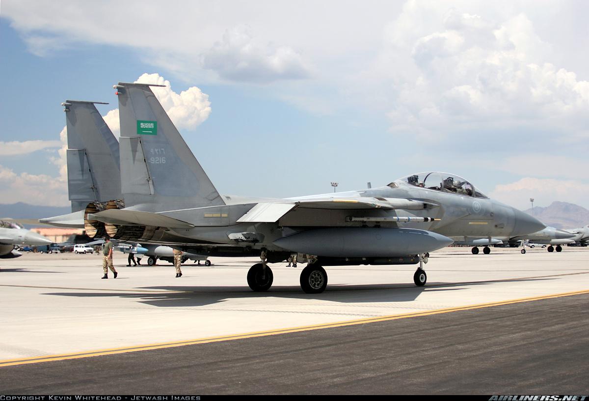 طائرات المملكة السعودية