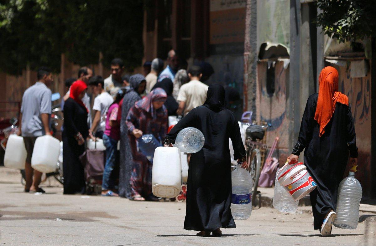 إنشاء محطات في مصر لمعالجة مياه الصرف