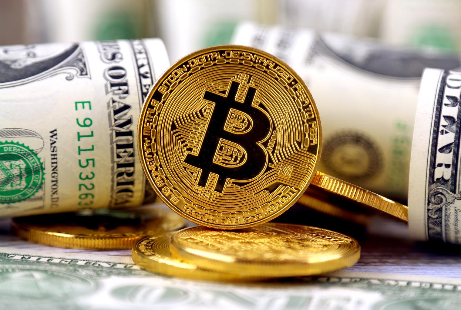 العملات الرقمية تتخطى تريليوني دولار