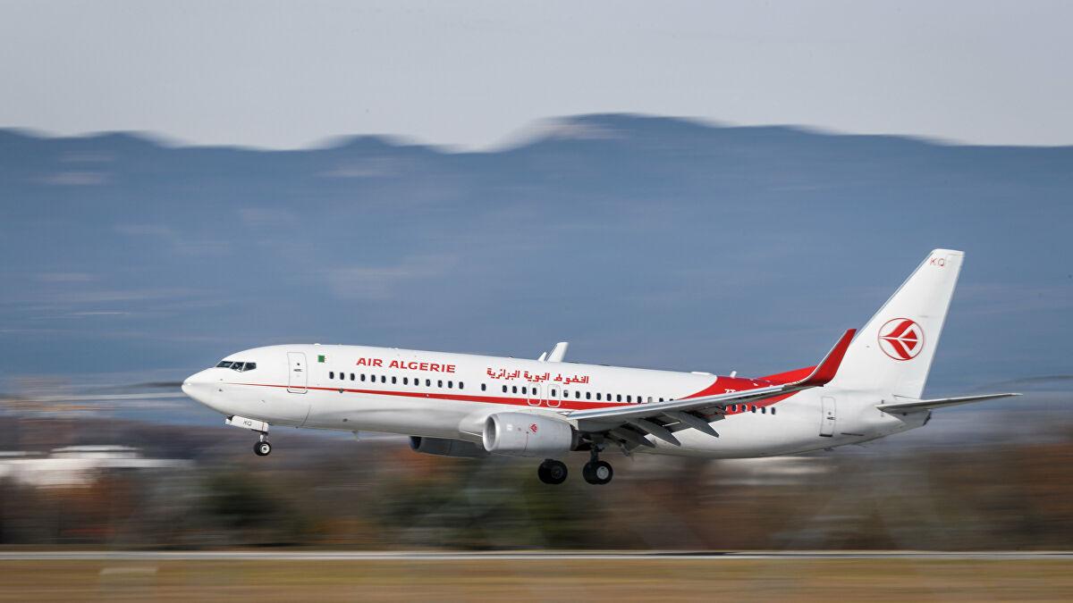 الخطوط الجوية الجزائرية