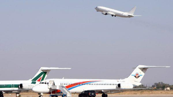 الطيران ليبيا