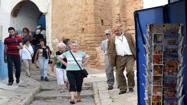 القطاع السياحي