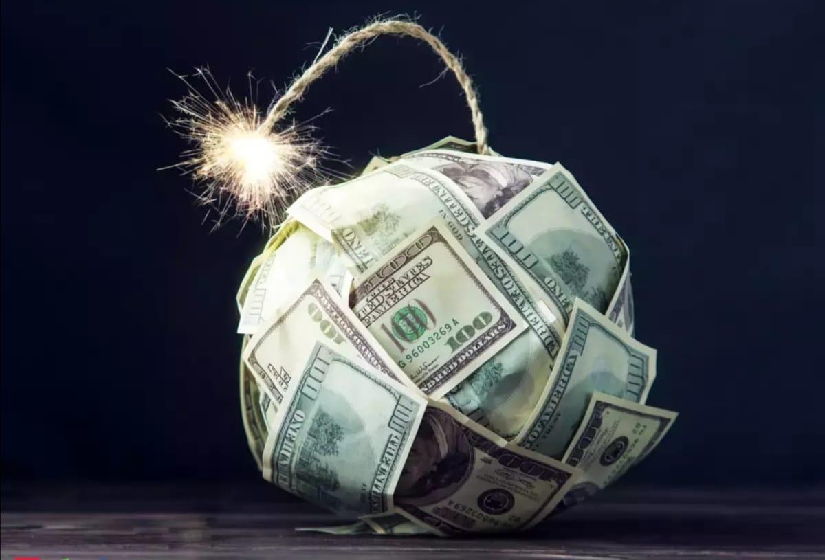 ديون العالم