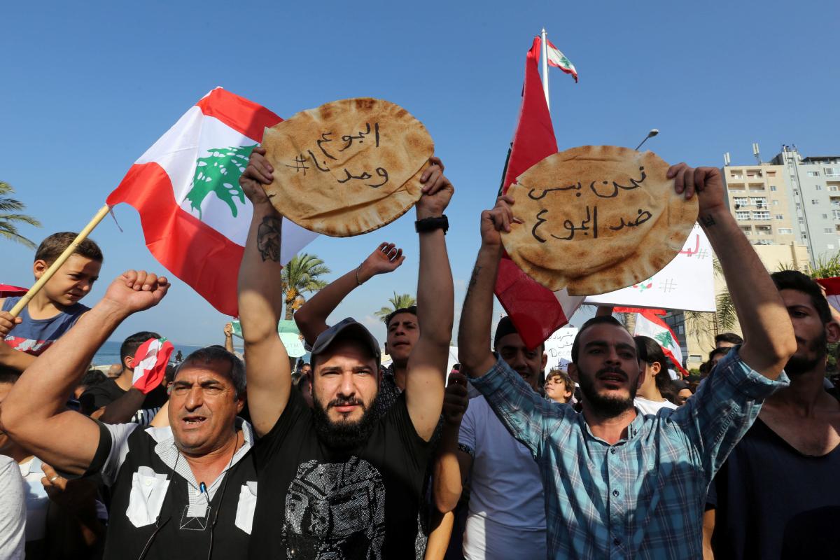 الأزمات الاقتصادية في لبنان