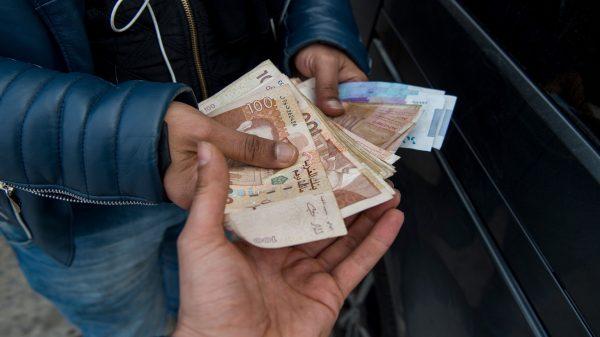 غسيل الأموال في المغرب