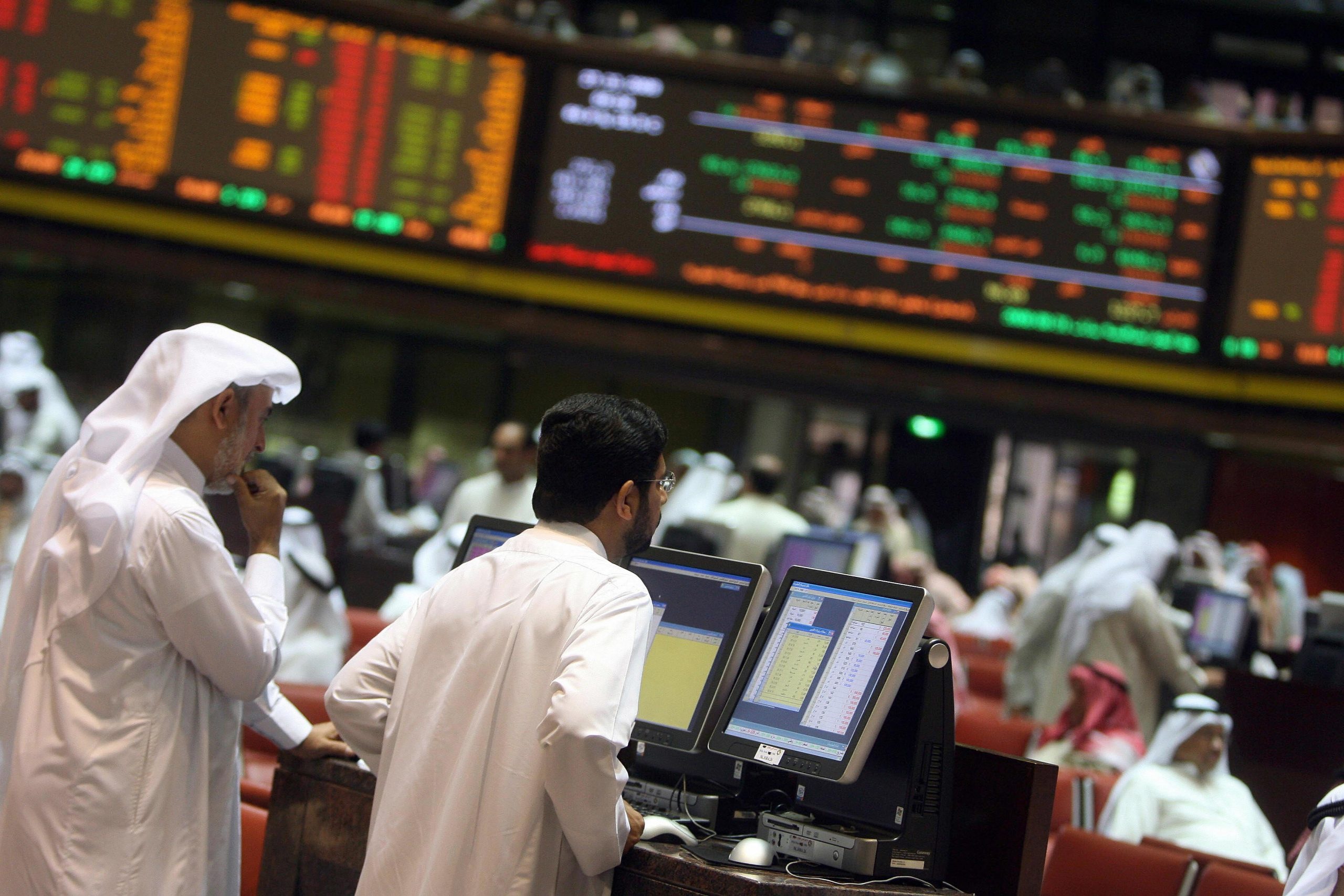 مؤشرات الأسواق الخليجية