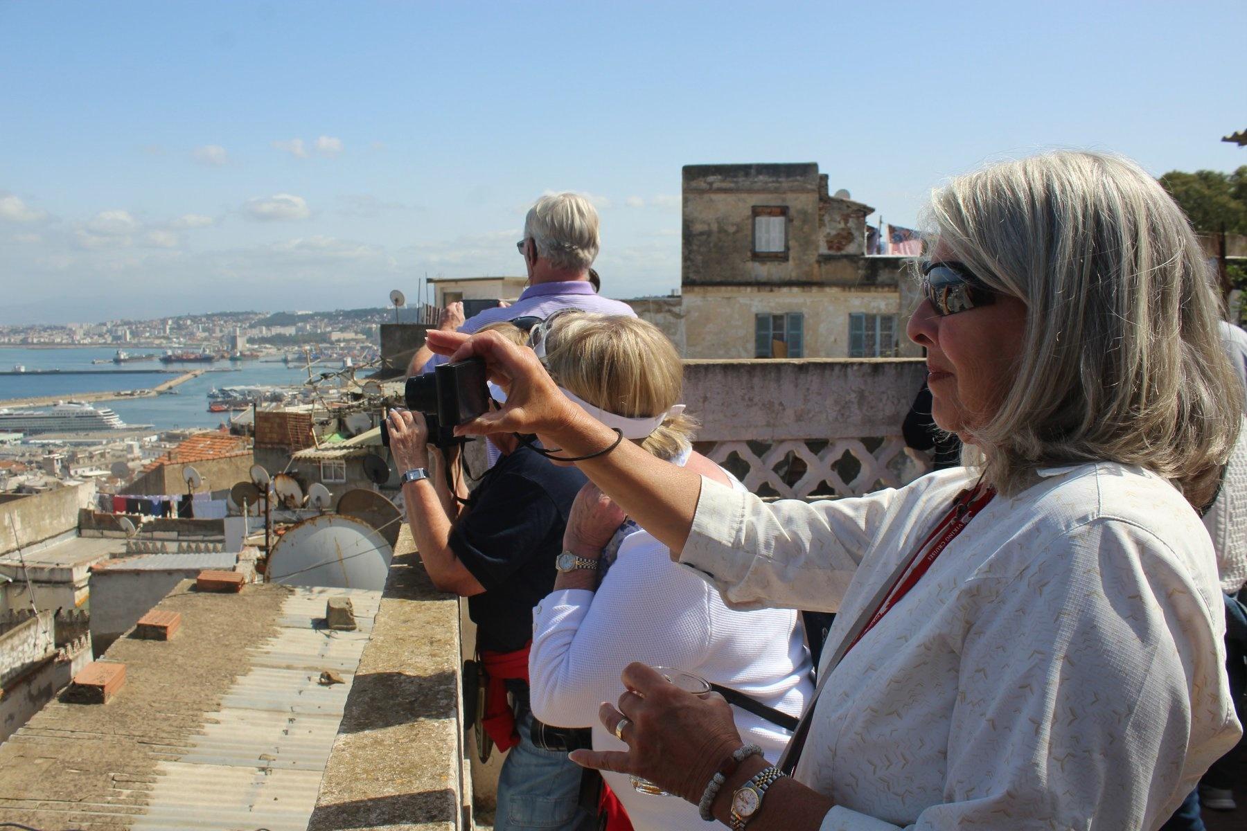 قطاع السياحة الجزائري