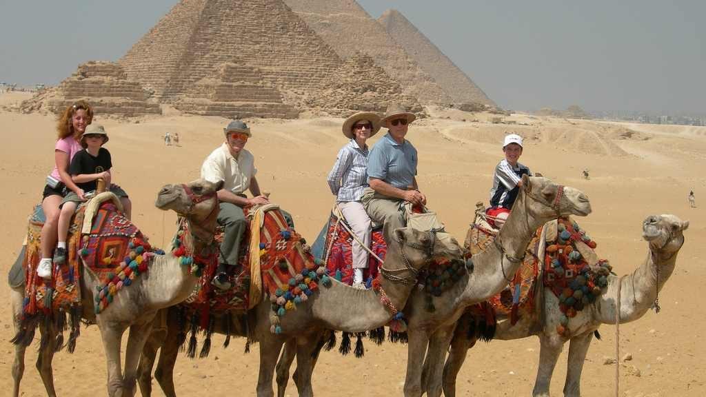 Egyptian Tourism