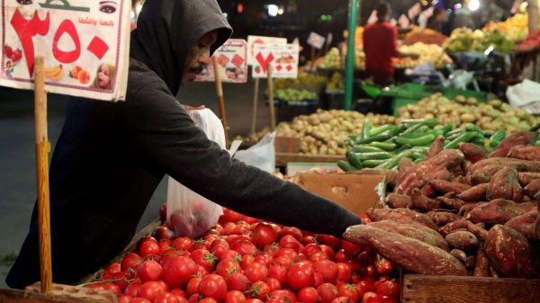 Egypt's inflation rate