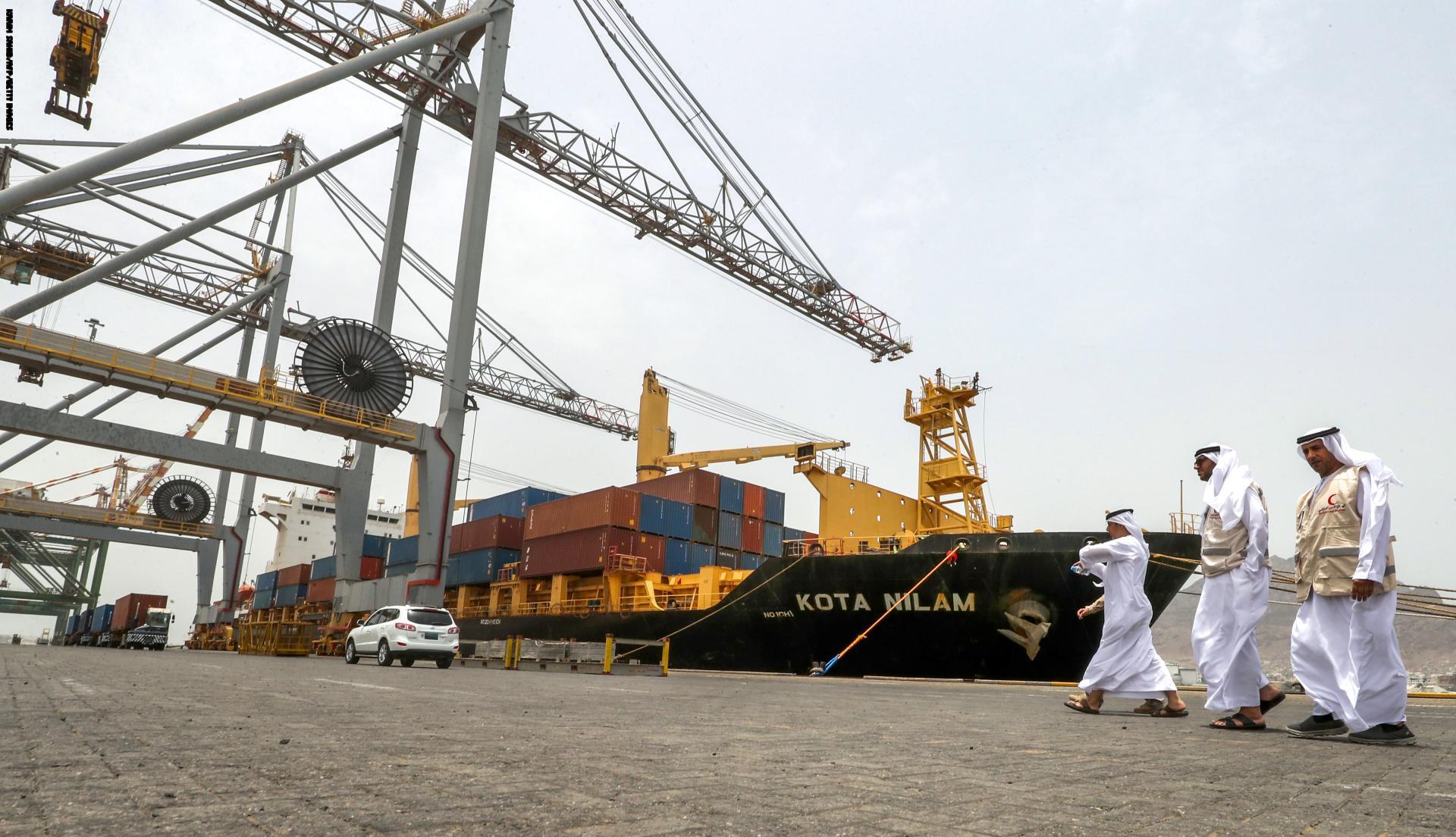 الميزان التجاري السعودي