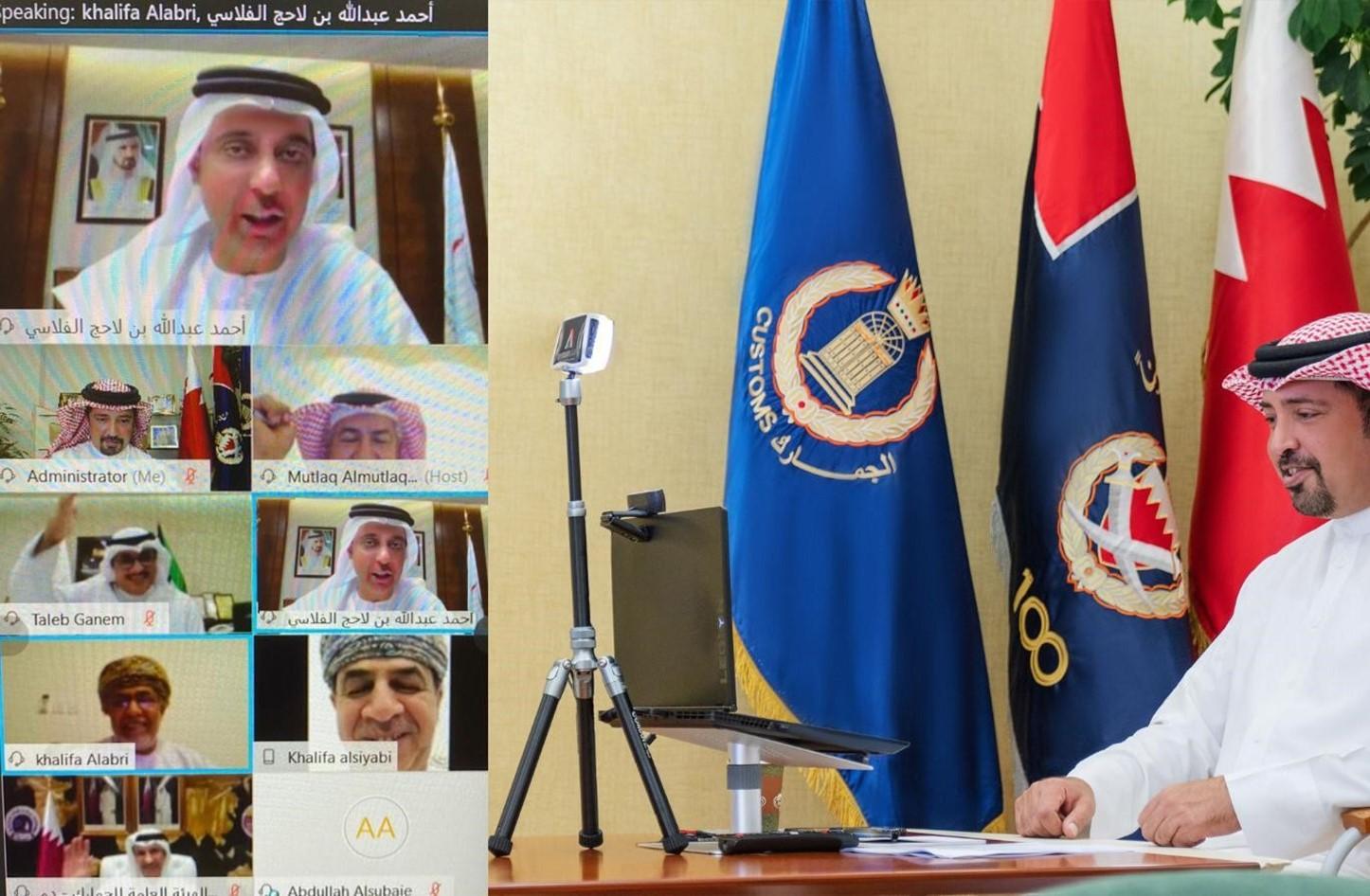 القانون الجمركي الخليجي