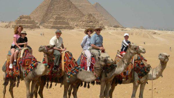 السياحة المصرية تتوقع انتعاشة